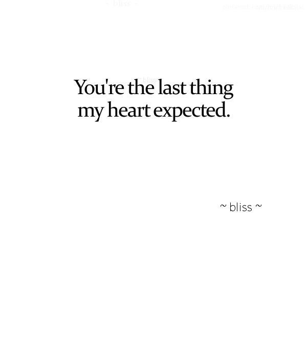 Sad Love Crush Quotes Unexpected Feelings : Best Unexpected Friendship  Quotes On