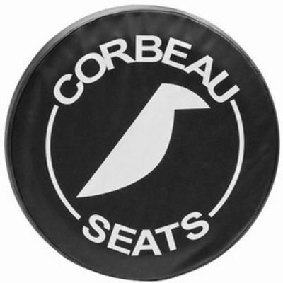 #autos #cars Corbeau 30 Inch Spare Tire Cover - TC0030: Corbeau Tire Covers are custom made for 28-33 inch tires… #4wd #4wdparts #spareparts