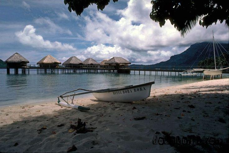 Где находятся острова Бора Бора