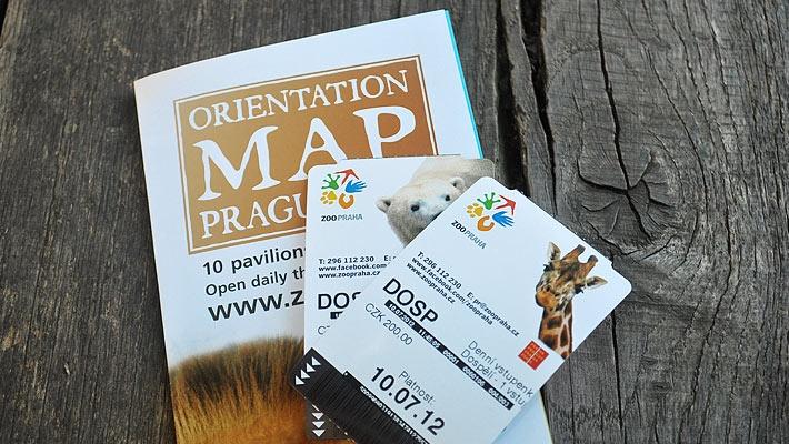 Biletul si harta, Gradina zoologica din Praga  O zi la Gradina zoologica din Praga - galerie foto.  Vezi mai multe poze pe www.ghiduri-turistice.info