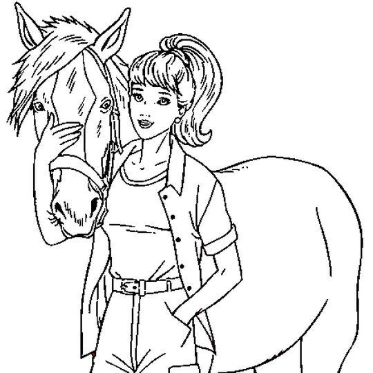 Les 25 meilleures id es de la cat gorie cheval a imprimer sur pinterest jeux de chevaux - Coloriage a imprimer de chevaux ...