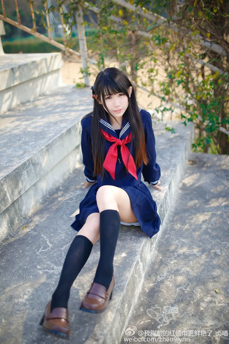 17 Adorable Japanese School Uniforms To Fall In Love With -6770