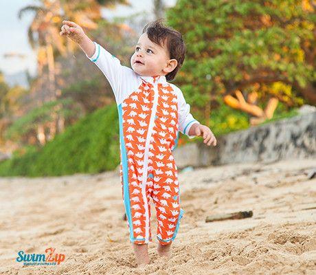 baby boy sunsuit