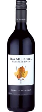 Hay Shed Hill Shiraz Tempranillo - remember this wine!