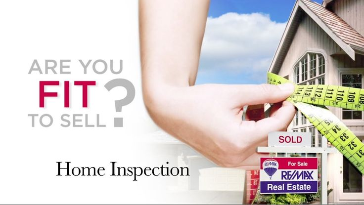 RE/MAX Fit To Sell - Home Inspection