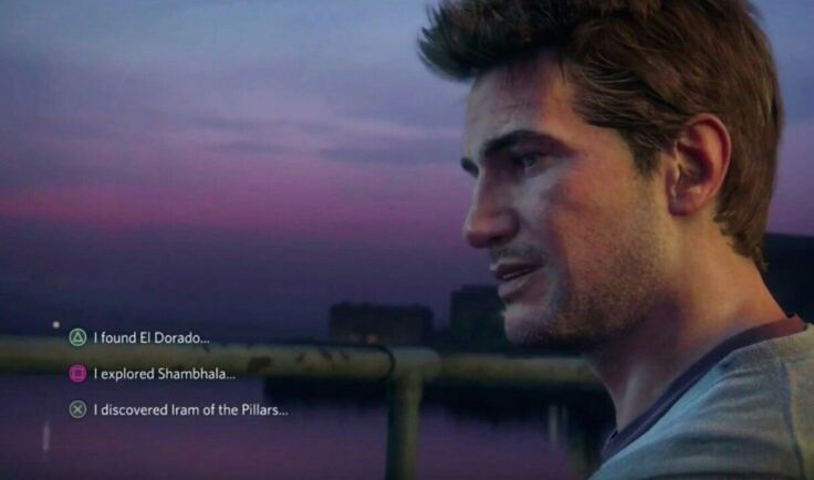 Nathan Drake.. Next time I'm choosing to tell about Shambhala and then the next time about Ubar (Iram of the Pillars)