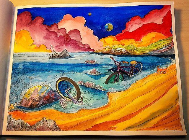 WEBSTA @ ussnatalia - #вокругсветанавелосипеде