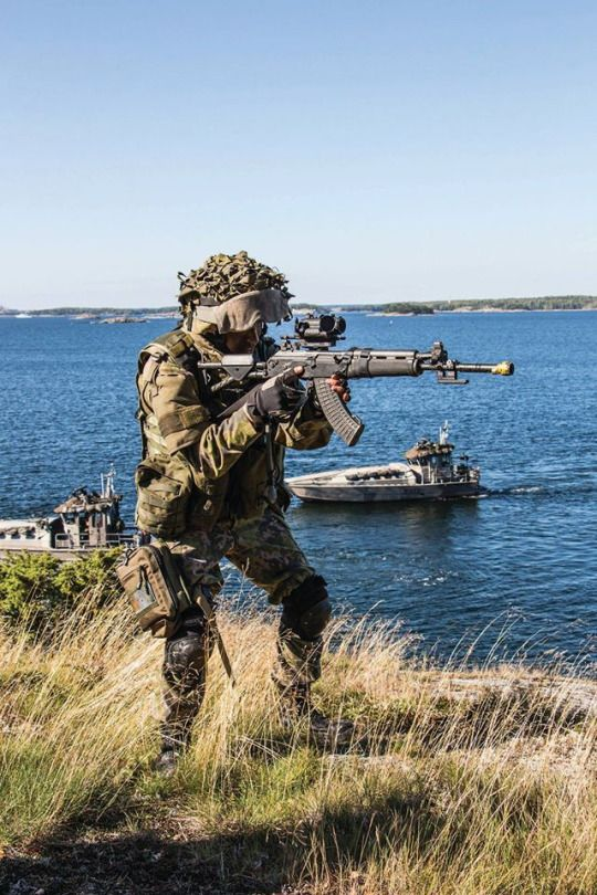 Finnish coast guard