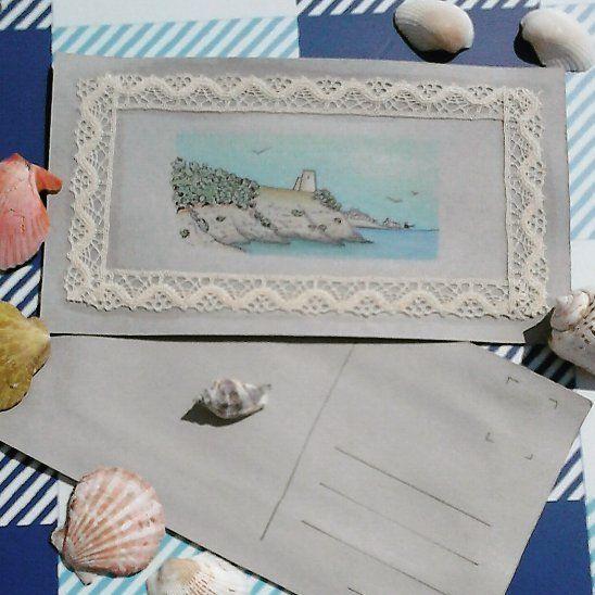 @malicescraftland on #instagram #Cartoline sotto l'#ombrellone. #vieste #gargano #puglia #italia #torredellaglio #torre #trabucco #centrostorico #naif #shabby #shabbychic #weareinpuglia #volgopuglia #igpuglia #handmade #acquerelli #postcard #postcards #postal #cartolina #postales #estate #summer #verano #2017 #craft #handmade #manchisolotu! ----> Follow me: https://malicecraft.wordpress.com/   ----> instagam: www.instagram.com/malicescraftland/   ----> fb: www.facebook.com/MaliceCrafts