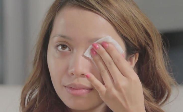 Faça você mesmo: removedor de maquiagem caseiro