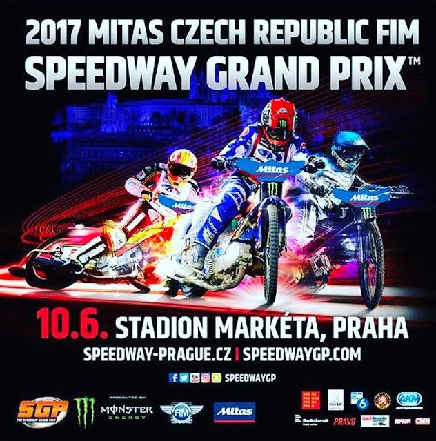 2017 Mitas Czech Republic FIM Speedway Grand Prix.