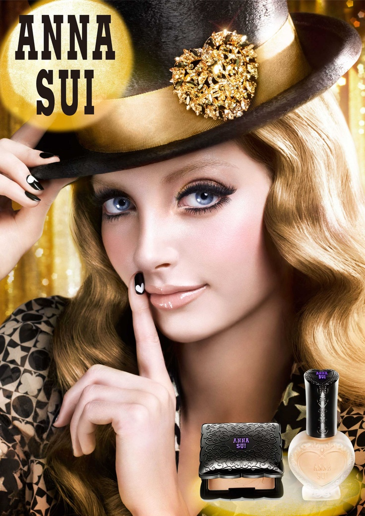 87 best Anna Sui images on Pinterest