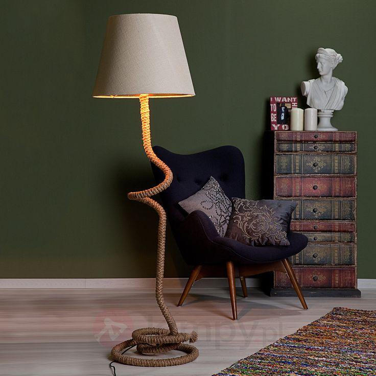 Indywidualna lampa stojąca Rope 5517220