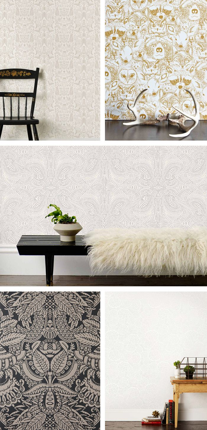 Wallpaper — The Marion House Book