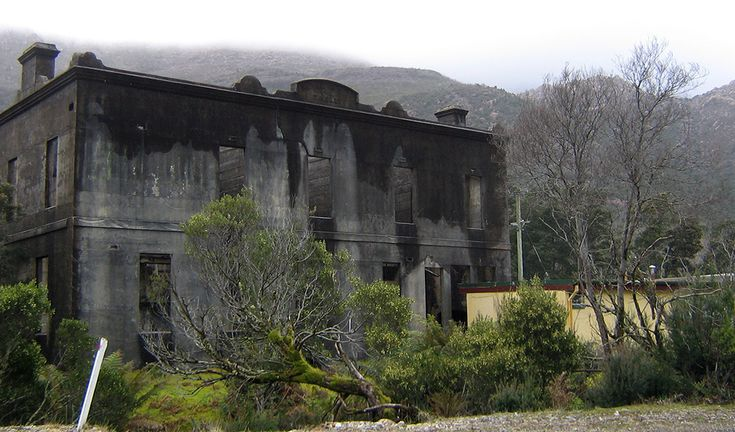 Shrouded in forests and steeped in history, Tasmania is home to dozens of abandoned settlements.