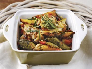 Geroosterde groenten (Libelle Lekker!)