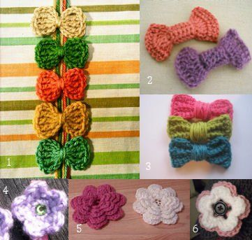 bordure crochet - Recherche Google
