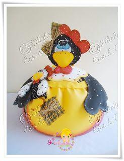 models eva, eva memories, copper cake eva, copper cake cow, eva 3d puppets fofuchos owl briefcase, pulls bag, eva, eva gum, foamy - Sibele Color & Art