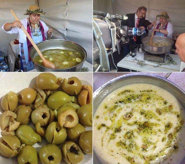 Ayvalık İçin Zeytin Çorbası                        -  Nurdan Çakır Tezgin #yemekmutfak