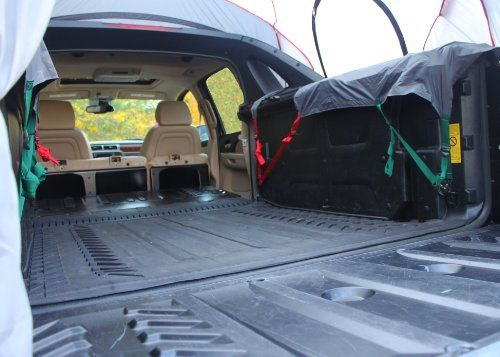 rightline gear 110890 campright chevy avalanche cadillac ext truck tent camping pinterest. Black Bedroom Furniture Sets. Home Design Ideas