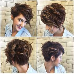 Mini ombre and a rocking pixie...what more could a girl want. @rtaigen is such a hair boss