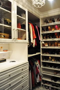 His And Her Master California Closets
