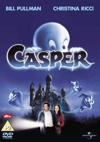 Casper (1995) American family comedy based on the cartoon helping the ghost crossing over the other side