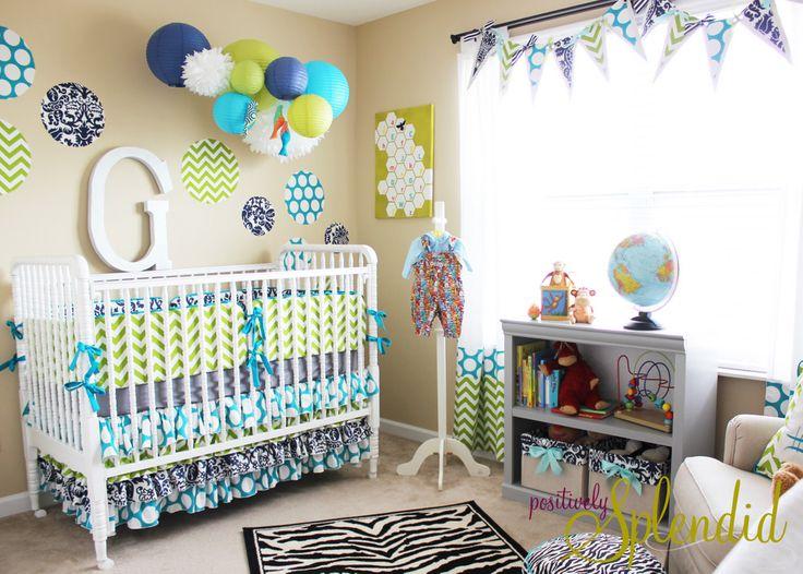 High Quality Baby Boy Nursery