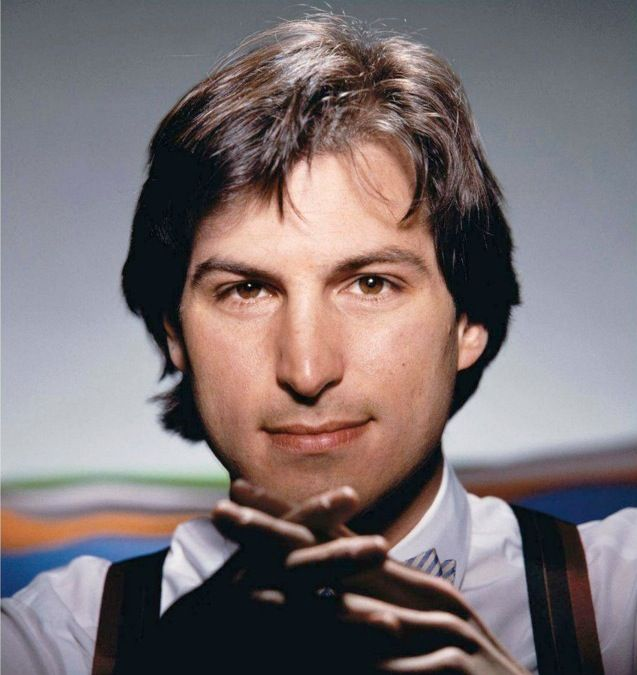 Steve Jobs I used to think he was hot till I read his biography. now I think he was just an ass