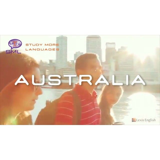 #SMLmatka ✈️ . Study English in Australia with @studymorelanguages  .  Have you been in Australia? Take an english course at our partner school @lexis_english , we have schools in the best destinations across the country, a dream program for surf lovers ☀️⛱. Find out more: info@studymorelanguages.com