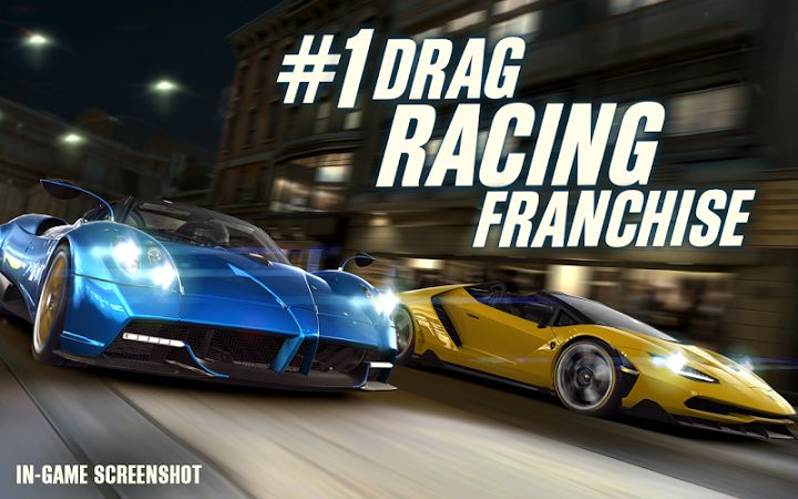 """CSR Racing 2 v1.11.0 [Mega Mod]Requirements: 4.1Overview: CSR Racing 2 – The next chapter to the #1 drag racing series of all time has arrived!     """"Unbelievably good looking"""", KOTAKU """"So real it hurts"""", CULT OF MAC """"Obliterates the line between console and mobile graphics"""",..."""