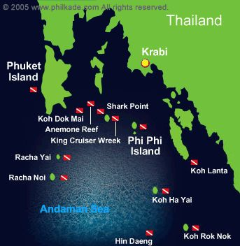 Liveaboard Diving Ko Haa | Luxury Liveaboard MV Philkade