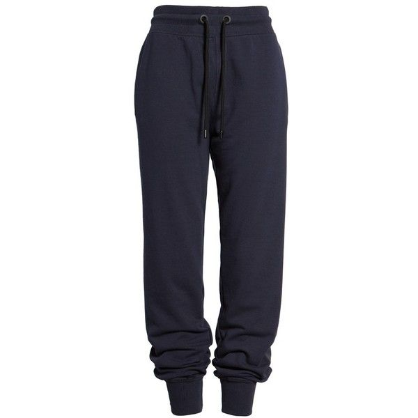 80b789db50918 Women s Ivy Park Logo Jogger Pants (185 ILS) ❤ liked on Polyvore featuring  activewear
