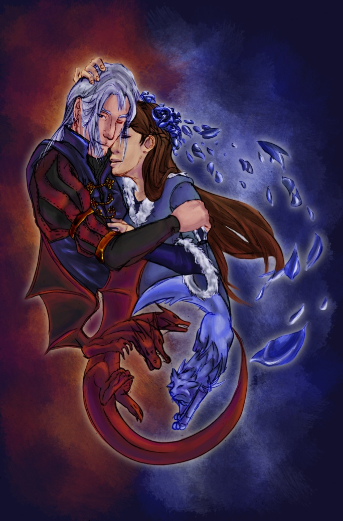 Rhaegar Targaryen and Lyanna Stark. Something I like to think was a love story, the tragedy that started it all.