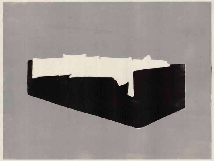 Christian Liaigre sofa, monotypeaur oredelamorinerie