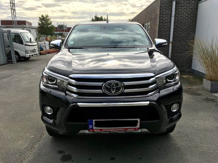 Toyota Hilux - ceniona terenówka. http://manmax.pl/toyota-hilux-ceniona-terenowka/