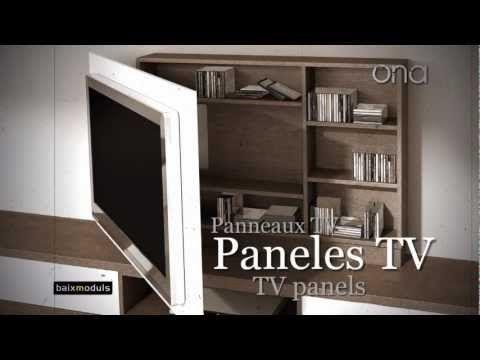 Paneles de TV - 08 Panel TV ONA BAIXMOULS - YouTube