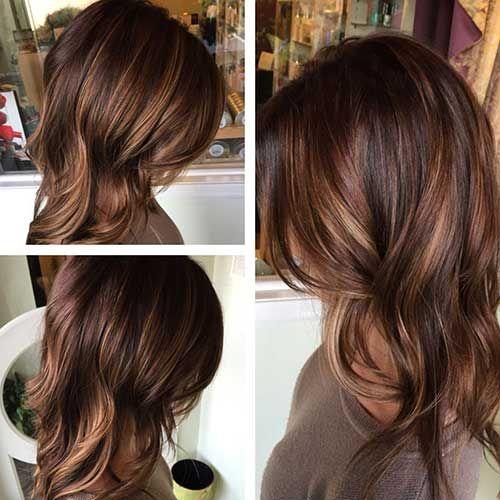 Fine 1000 Ideas About Dark Caramel Hair On Pinterest Caramel Hair Short Hairstyles For Black Women Fulllsitofus