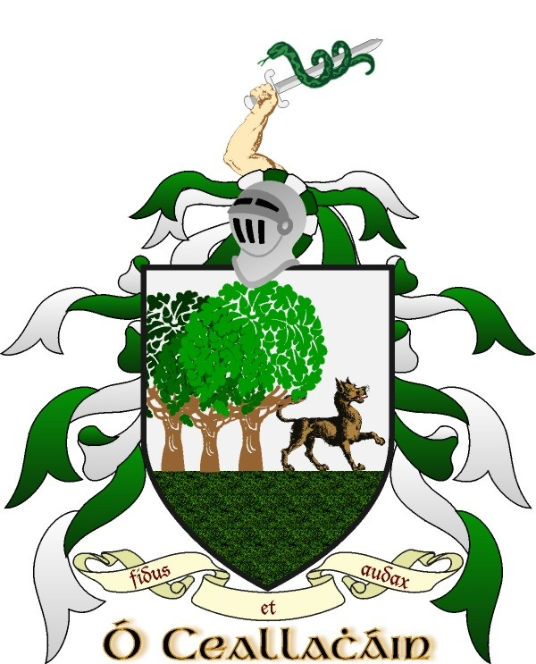 Callaghan/Callahan of County Cork, Ireland