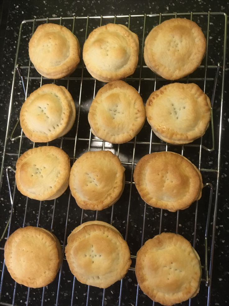 Mince pies!