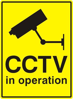 The Take Down of CCTV Cameras - Check out this video!