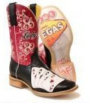 Women's Lady Luck Boots