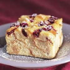 Camp Bread pudding Bread Pudding Whisk 2 eggs, 1 cup milk, 1/2 cup sugar and 1/4 teaspoon cinnamon in a bowl. Add 4 cups bread cubes and 1 cup berries; soak 30 minutes. Butter a sheet of nonstick foil and add the bread mixture; form a packet. Grill over indirect heat, turning a few times, 35 minutes.
