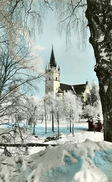 Sunne Church, Värmland, Sweden | Flickr - Photo Sharing!