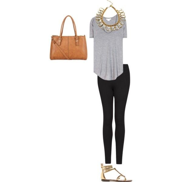 """""""Casual chic summer"""" by claudialeandra on Polyvore"""