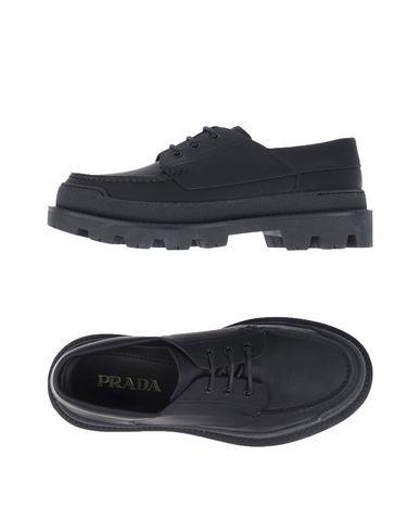 Prada Schnürschuhe Herren auf YOOX. Die beste Online-Auswahl von of Schnürschuhe Prada Herren. YOOX exklusive Produkte italienischer und internationaler Designer – Sicher...