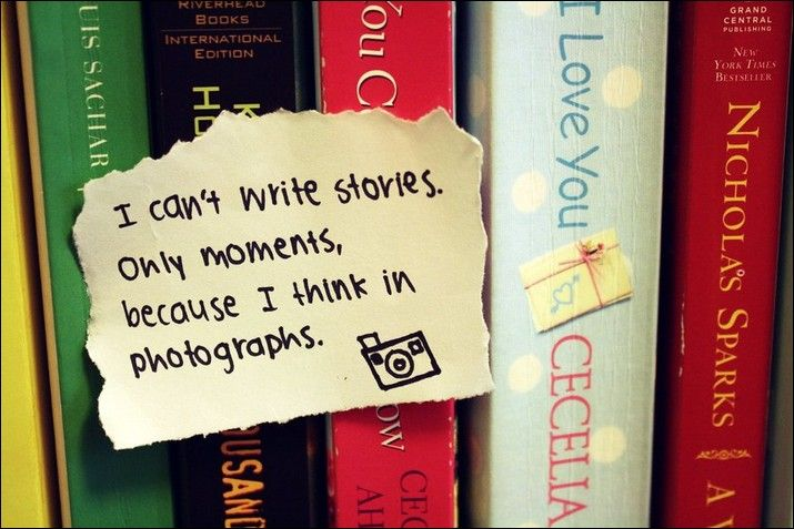 photographs tell stories XO