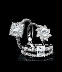Scott Kay Engagement Rings, Danhov Wedding bands, Artcarved design jewelry