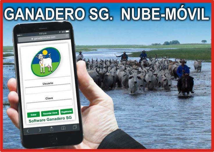 #Software Ganadero NUBE