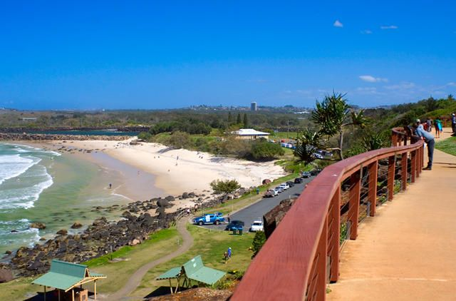 photo: Duranbah Beach New South Wales